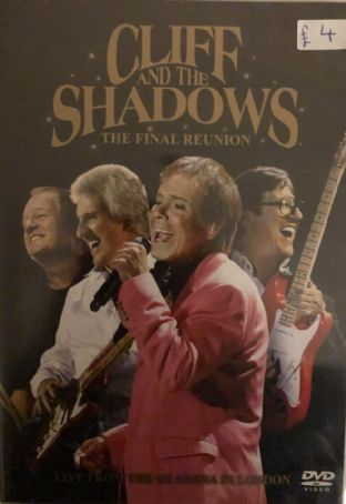 Cliff And The Shadows - The Final Reunion (1) (DVD)